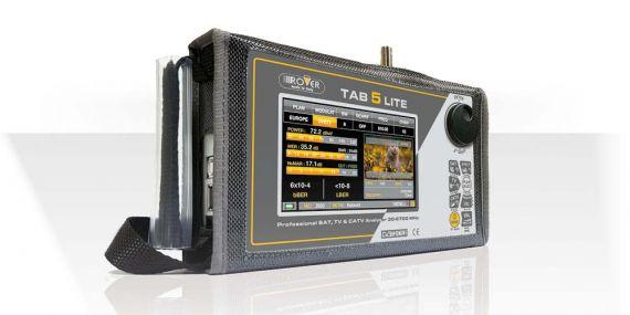 Medidor de Campo combo HD TAB LITE DVB-T/S/C