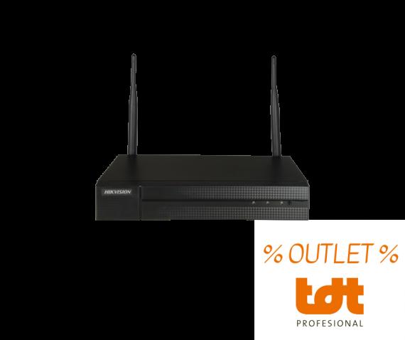 Recorder NVR 8 Channels 4MP WiFi HWN-2108MH-W