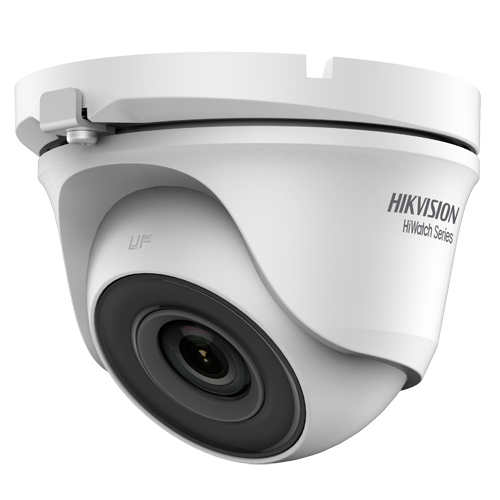 Cámara 4 en 1 Domo Hikvision HWT-T123-M Ultra Low Light
