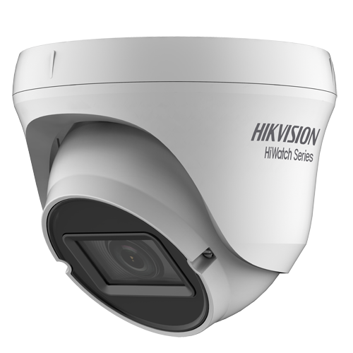 Cámara Domo 2Mp 2.8-12mm Hikvision HWT-T320-VF
