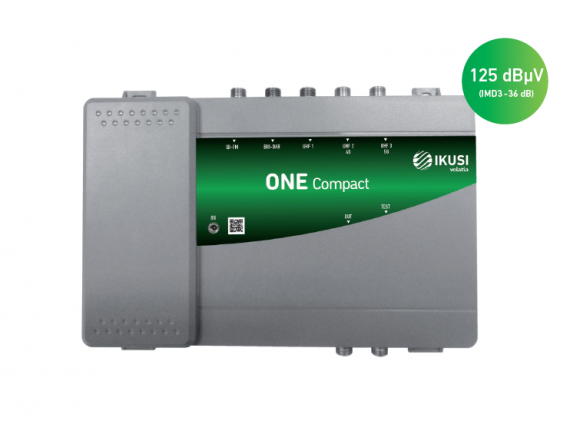Central Programable Ikusi One Compact 2870