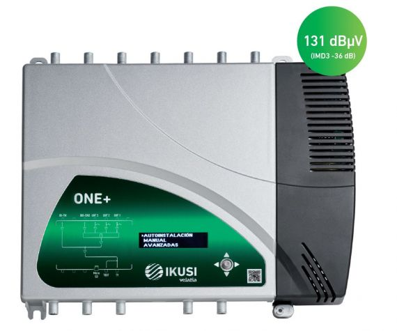 Central programable ONE+