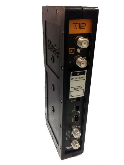 Amplificador de FI T.12 de Televes