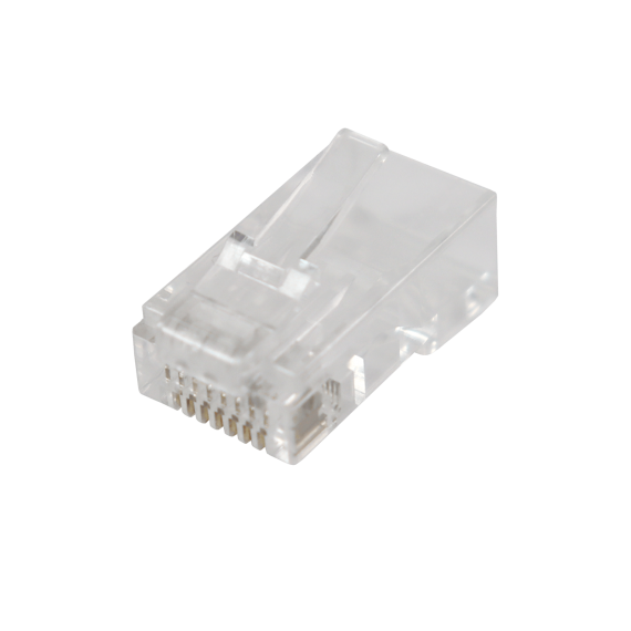 RJ45 Male UTP Category 6 Connector Televes 209902