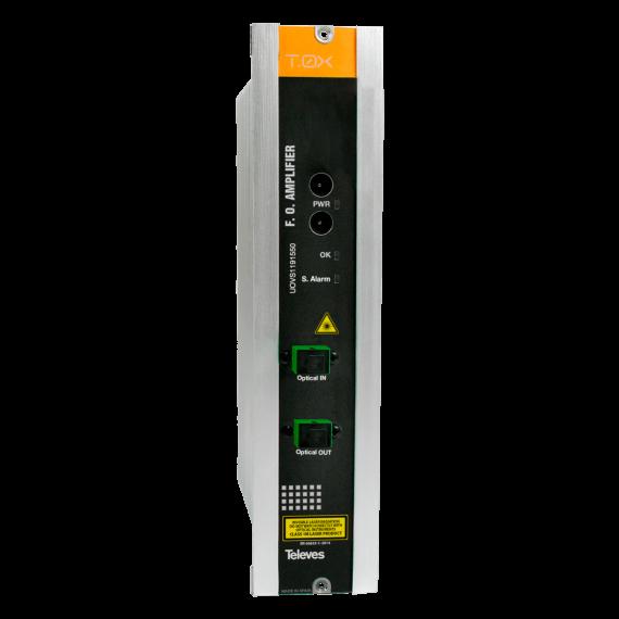 EDFA 1550nm 20dBm Televes 234220 Optical Amplifier