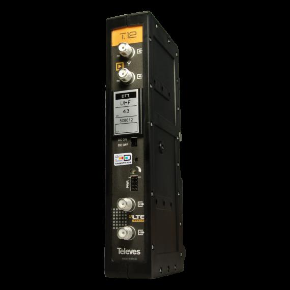 Amplificador Monocanal UHF Televes 508612