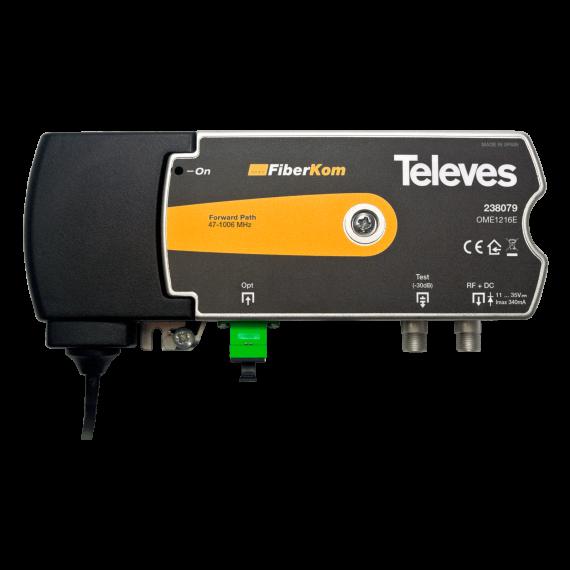 FiberKom SC/APC Televes 238079 Optical Receiver