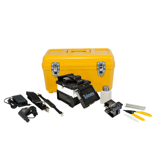 Professional Kit for Televes Fiber Optic Fusion
