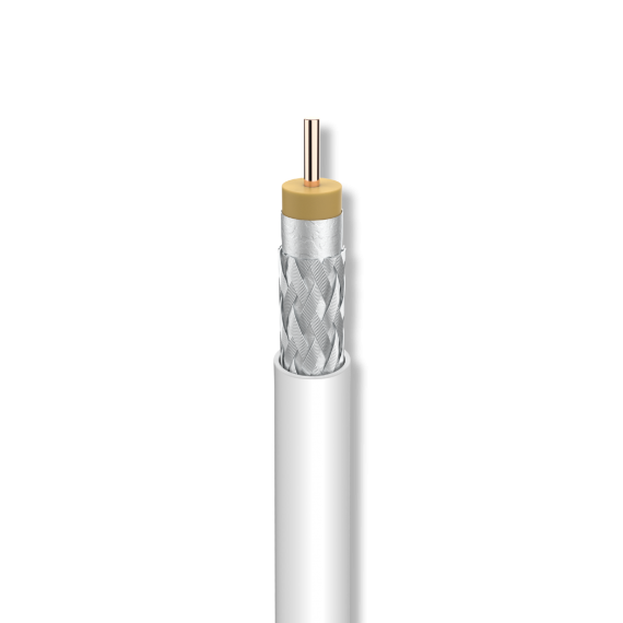 Cable Coaxial Triple Blindaje Clase A++ Televes 413910
