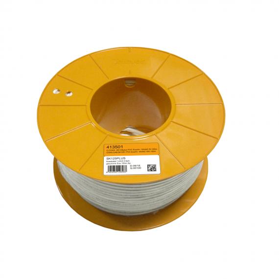 Bobina 100m Cable Coaxial Cu/Cu Televes SK125Plus 413501