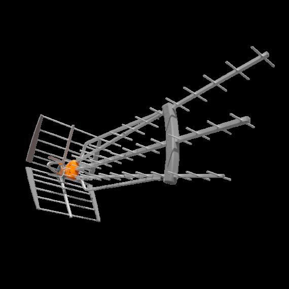 Antena TDT Televes DAT BOSS LR 149721