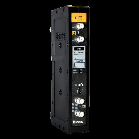 Amplificador FM para cabeceras T12 Televes 508212