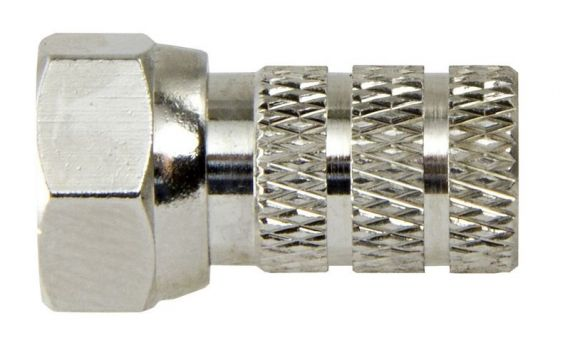 Conector F Roscado Macho 5mm Televes 934650