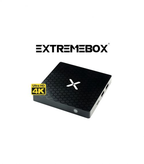 Receptor Ultra HD 4K Extremebox X