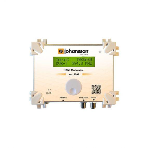 johansson 8202