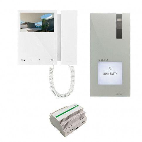 Comelit QUADRA 2-wire MINI Video Door entry Kit