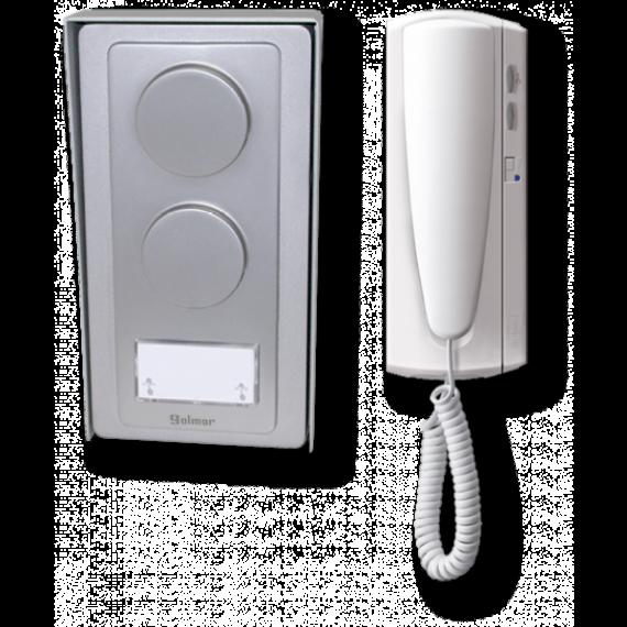 Audio Kit 1 or 2 Lines Golmar AS-1220SII Surf2