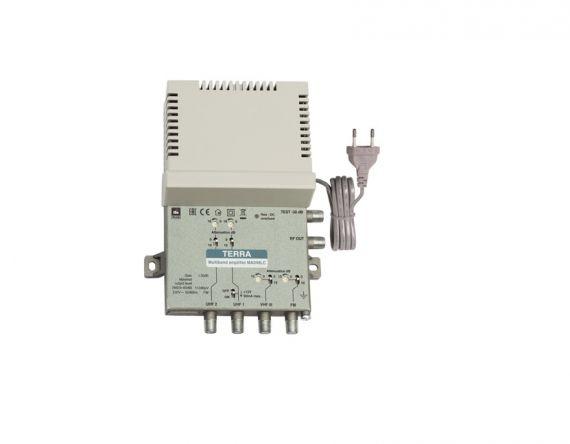 Central amplificadora MA048LC
