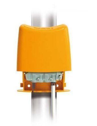 Amplificador mástil LTE 4e BI/BIII/DAB-FM-U-U 39dB con filtro LTE