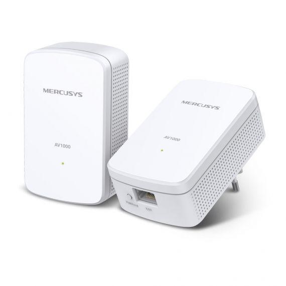 Powerline PLC AV2 1000Mbps Mercusys MP500 KIT