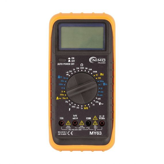 Nimo MUL003 Digital Multimeter