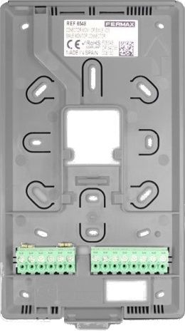 Conector Monitor SMILE FERMAX Gris 6548