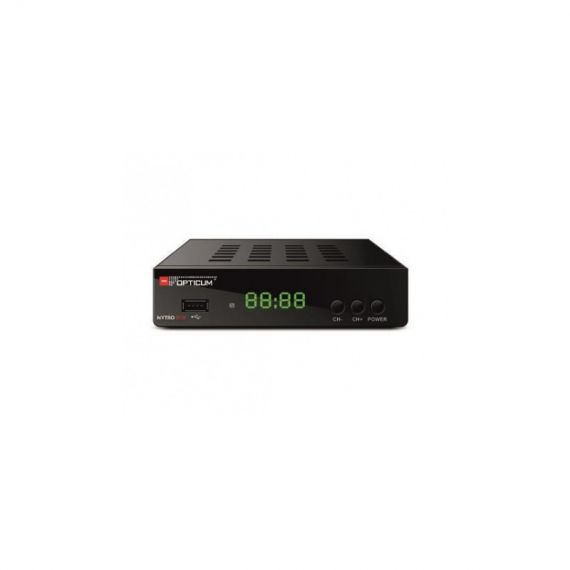 Receptor Full HD TDT DVB-T2 H.265 NYTRO BOX de Opticum