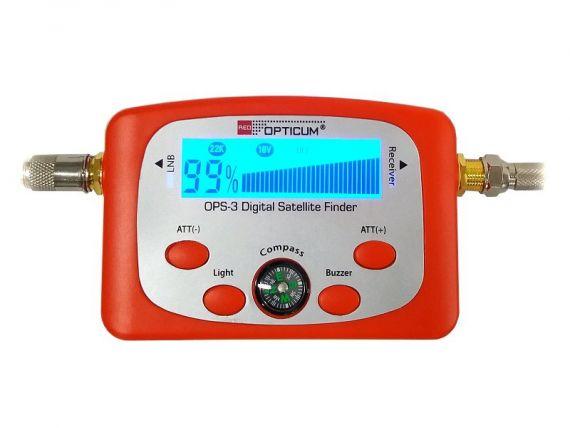 Localizador Satélite Opticum OPS-3