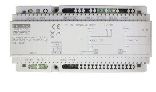 Regenerador DUOX Plus 2 Salidas Fermax 3269