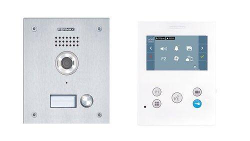 Kit Vídeo MARINE VEO-XS WiFi DUOX PLUS 1L Fermax 50731