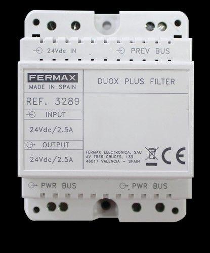Filtro DUOX PLUS 24Vdc Fermax 3289