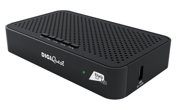 Tivùsat HD Classic Q20 DIGIQuest Satellite Receiver
