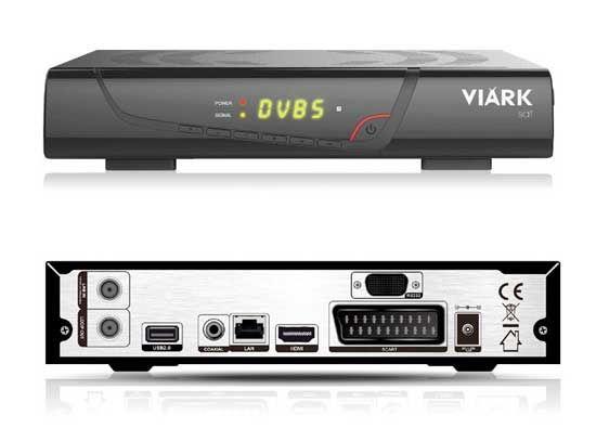 VIARK SAT receiver