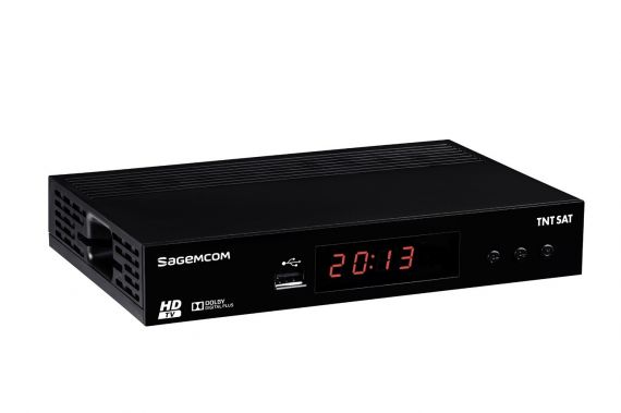 TNTSAT Sagemcom DS81 Satellite Receiver
