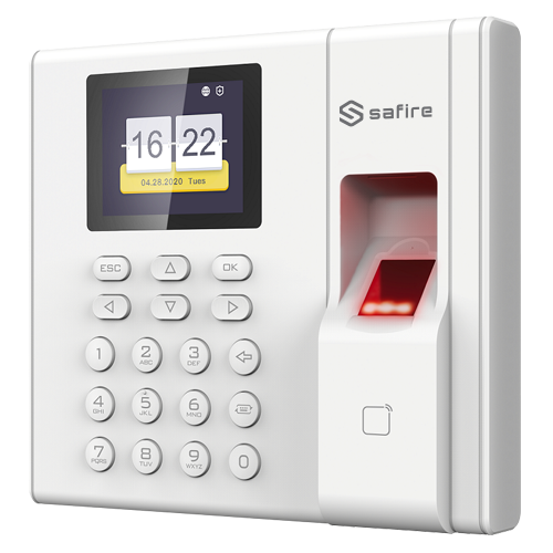 Presence control Safire Fingerprint, EM Card and Keyboard reader
