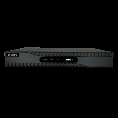 Grabador SF-NVR6108-4K8P-VS2 de Safire