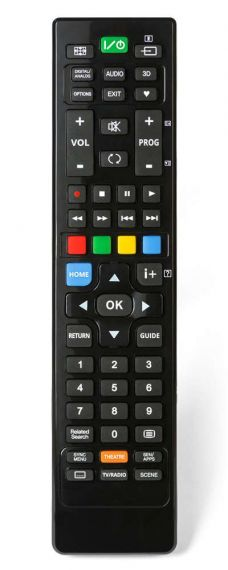 SONY TV universal remote control by Superior