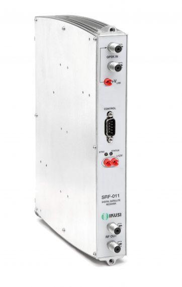 Transmodulador Ikusi SRF-011 DVB-S a AM 4084