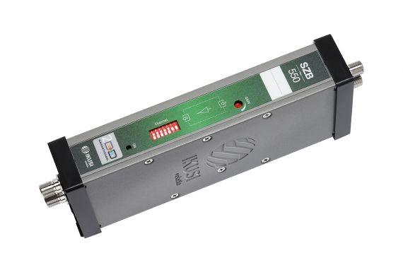 Amplificador monocanal de 2260 Ikusi