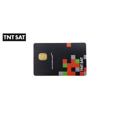 TNTSAT card with 2 years subscription