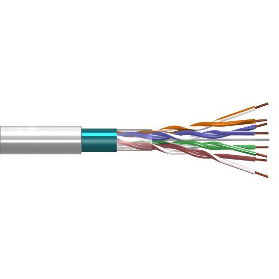 TECFTPCAT5EB Cable FTP categoría 5E gris CCA 305m