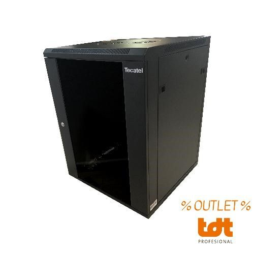 "Armario Rack 19"" 9U Fondo 600mm Tecatel ICT-RACK9U"