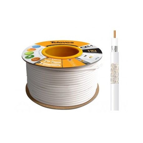 Cable coaxial 2127 televes