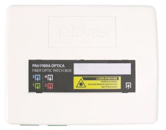 Televes PAU de fibra 231502