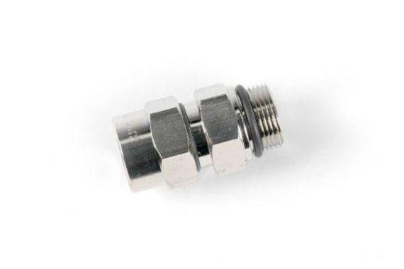 """Conector SCATV 5/8"""" para cable coaxial de 10, 1 mm. Vista 1."""
