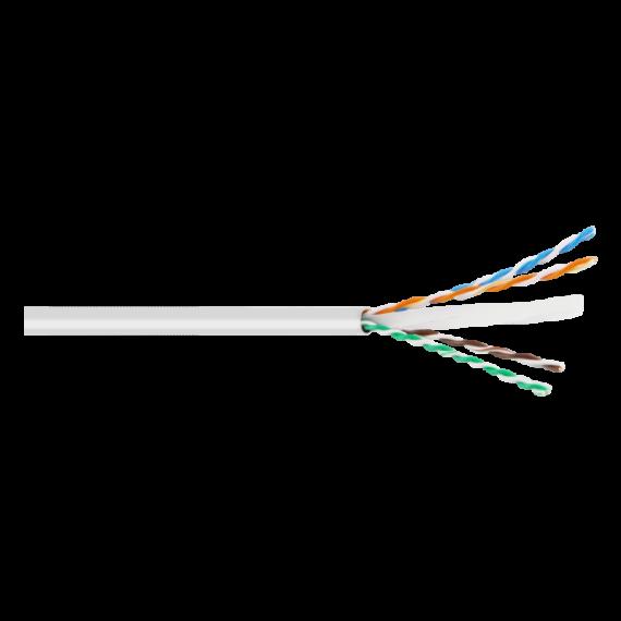 Cable UTP CAT6 Cu Exterior Blanco Tecatel CAB-UTP6CUPEB