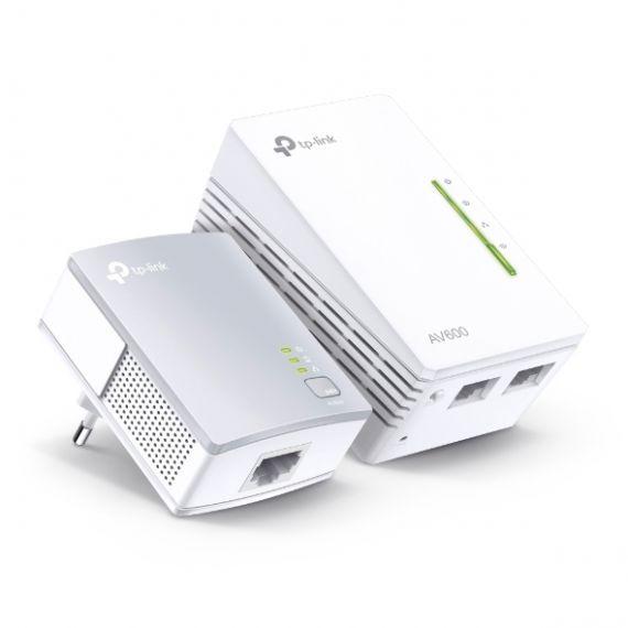 PLC AV600 WiFi 300Mbps Tp-Link TL-WPA4221 KIT