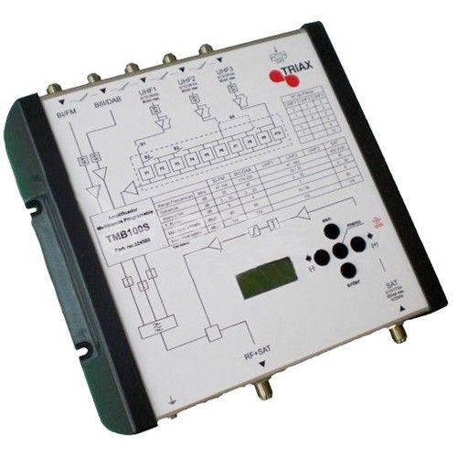 amplificador FI