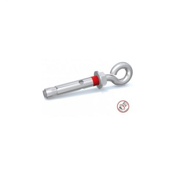 TA-M8 Metal stud for anchoring mast cables