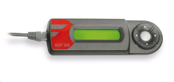 Programmer control for Fagor UCF 300 centrals